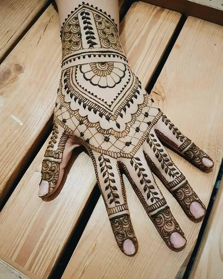 Indian Mehndi Design Images Download Hd Wallpapers Pinterest
