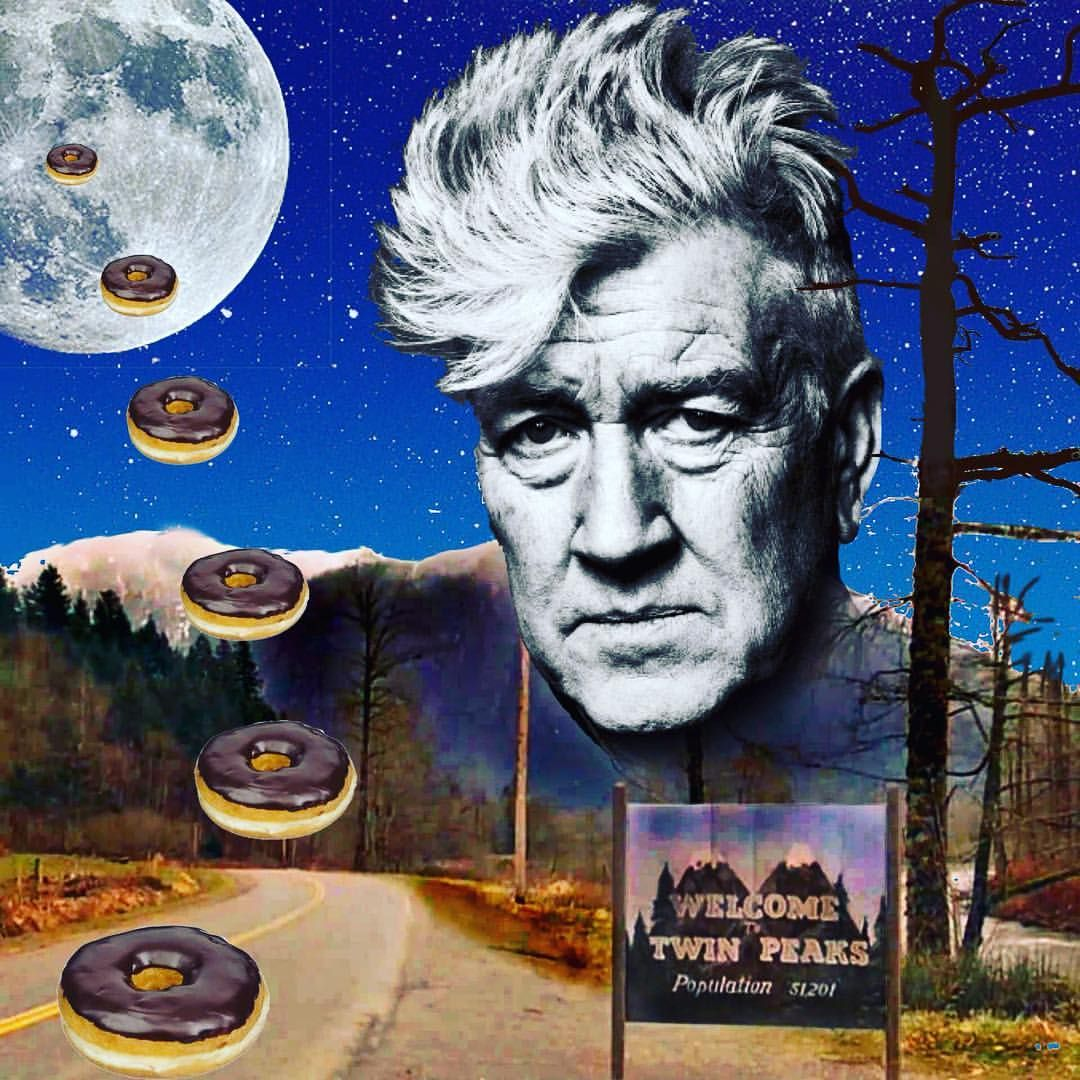 @twinpeaksllama Welcome to Twin Peaks, place of Lynchian mystery and donuts aplenty.