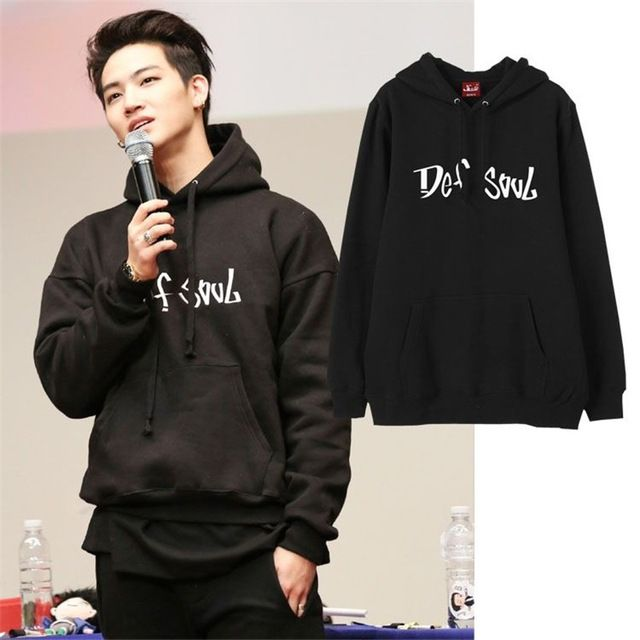 Fair Price Allkpoper Kpop Got7 Jb Sweatershirt Merchandise Hooded Hoodie Casual Black Letter Print S Sweatshirt Fashion Casual Hoodie Women Hoodies Sweatshirts