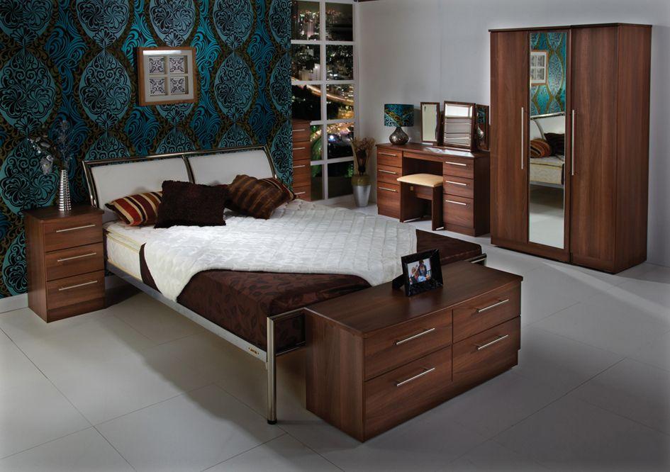 Enjoyable Walnut Bedroom Furniture Sets Inside Uk Ayathebook Com Complete Home Design Collection Epsylindsey Bellcom