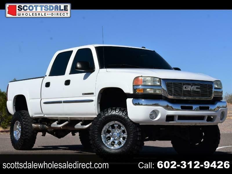 2003 Gmc Sierra 2500 Sle Crew Cab Long Bed 2wd 2003 Gmc Sierra 2500hd Sle Crew Cab Long Bed 2wd 159030 Miles White 8 1l In 2020 Gmc Sierra 2500hd Sierra 2500 Crew Cab