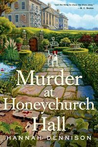 Review summary of Murder at Honeychurch Hall by Hannah Dennison. This is a uniquely constructed manor house-style crime novel, filled with a cast of characters that is decidedly quirky and written to be intentionally so. Fast-paced and really quite funny in places, this stylishly crafted murder mystery will have readers eagerly awaiting a sequel. Our rating: 4 of 5 stars.