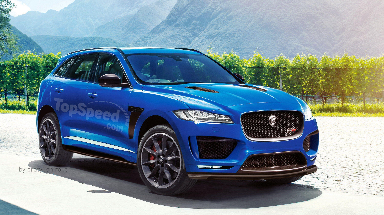 2018 Jaguar F Pace Svr Jaguar Car Bmw X5 M