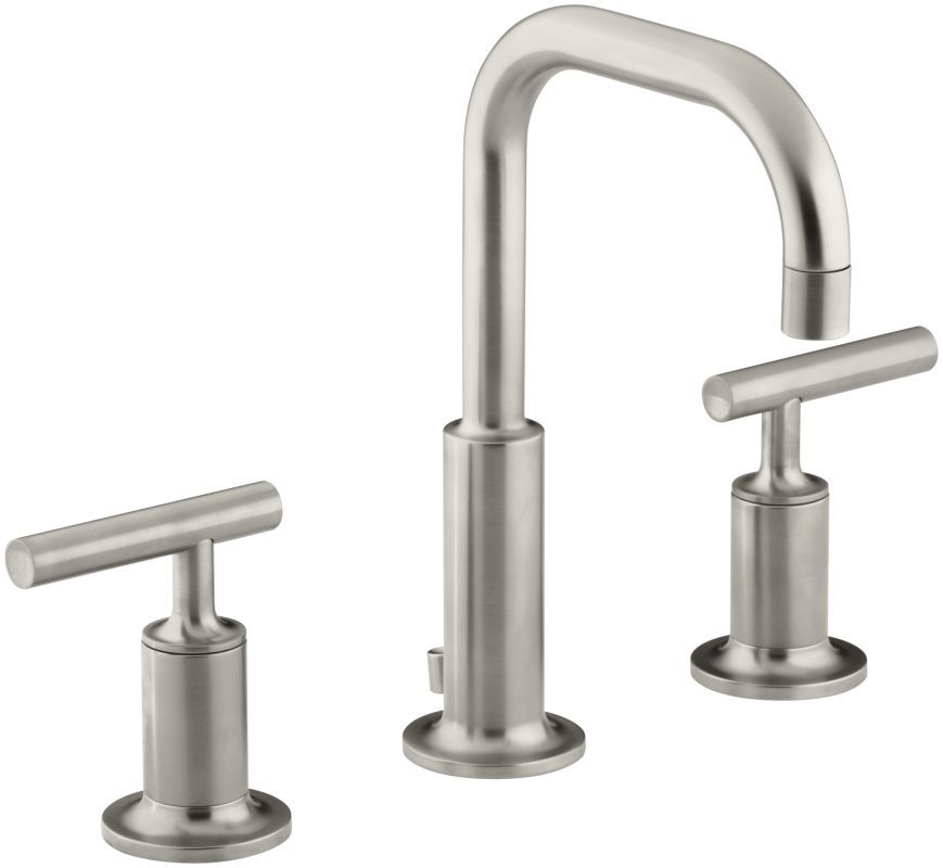 Kohler K 14406 4 Bathroom Faucets Sink Faucets Gold Faucet