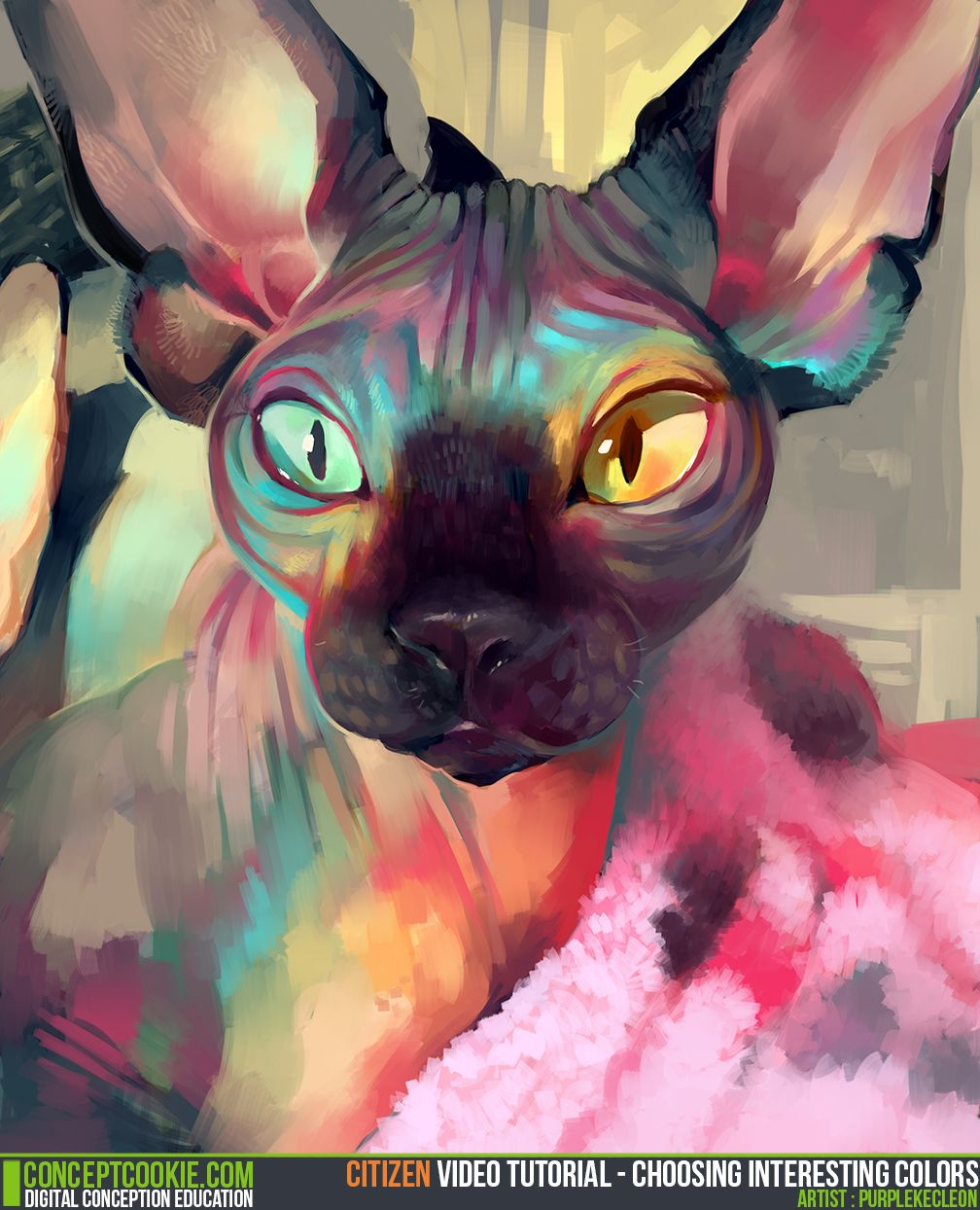 Color art digital - Tutorial Choosing Interesting Colors By Conceptcookie Deviantart Com On Deviantart