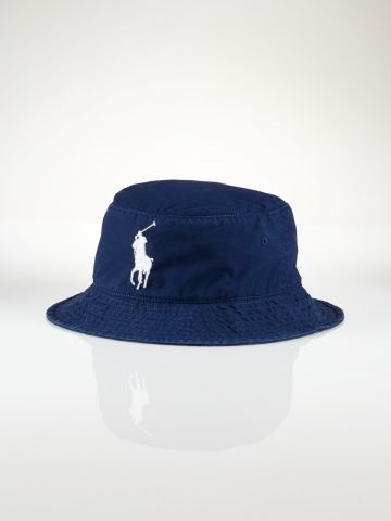 8fea3056eba polo bucket hat in white   I have this exact one