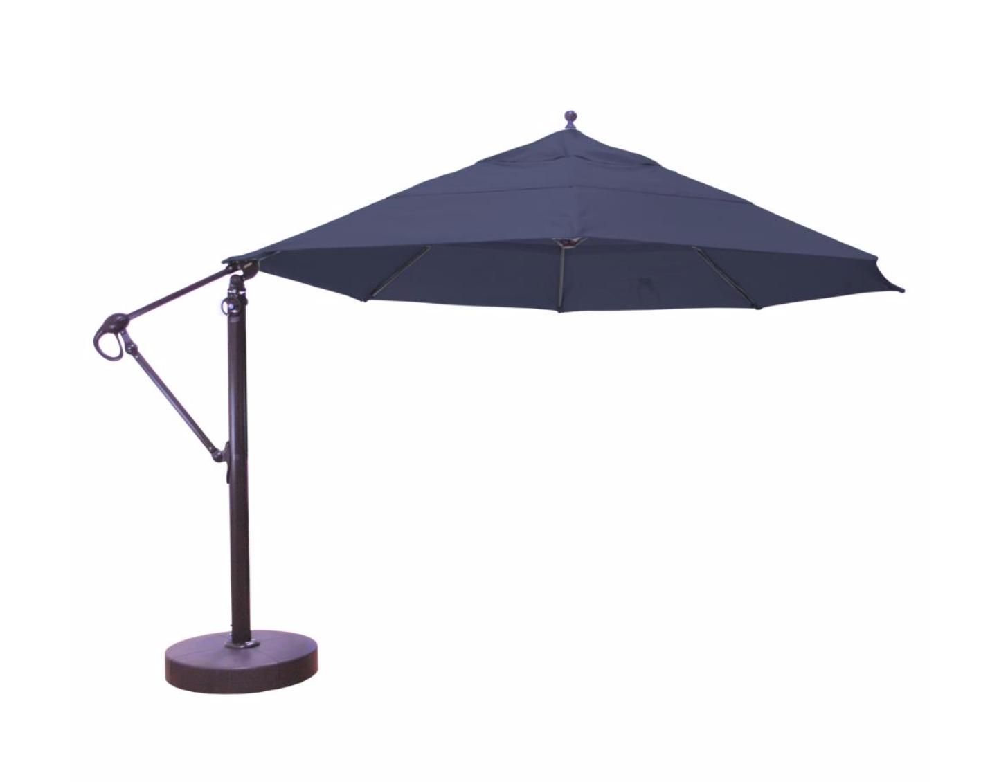 13' Cantilever Round Umbrella Patio umbrella, Canopy