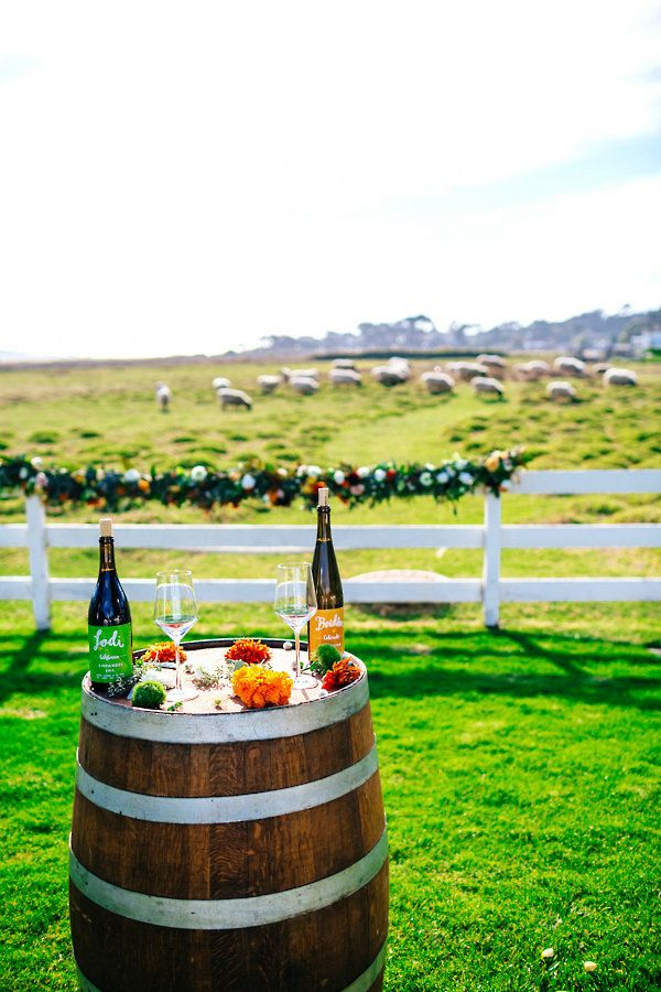 Ceremonial wine @ weddingchicks