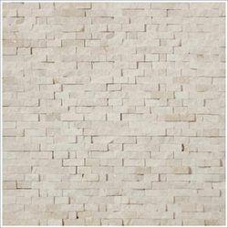 Mini Split Face Stone Tile Carrara In
