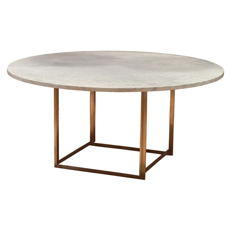 Poul Kjaerholm Pk 54 Dining Table From A Unique Collection Of Antique And Modern Dining Room Furniture Dining Table Dining Table Marble Round Dining Table
