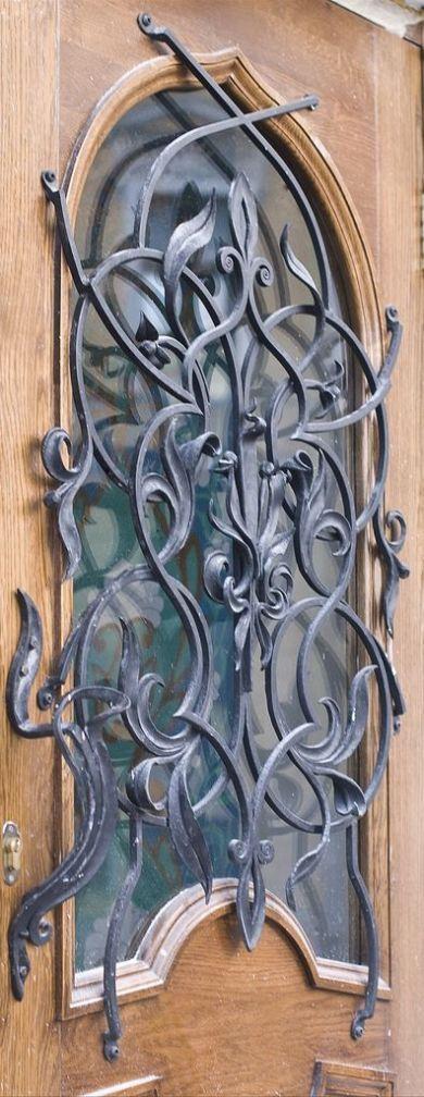 13 Cozy Iron Window Pane Mirror {Kick Faded}