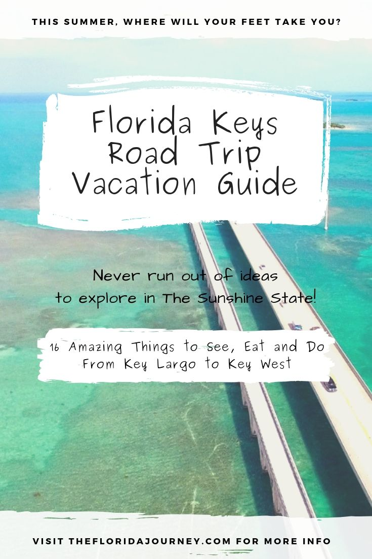 16 Epic Things to See, Eat and Do Between Key Largo and Key West – A Florida Road Trip Guide