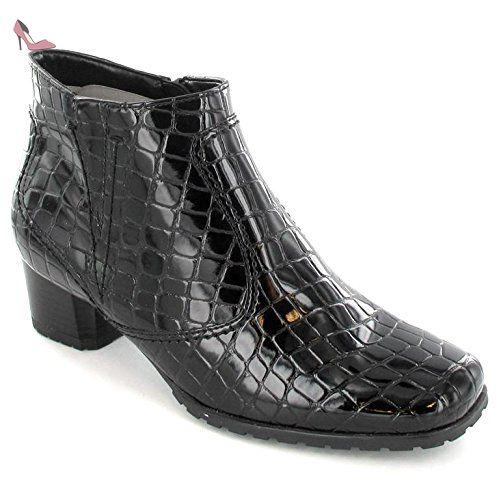 Chaussures Jenny noires Fashion femme Rieker Nicht Angegeben  40 EU  Bleu (See/Nebel 178) 0e0xMlBR
