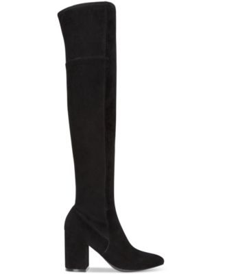 Cole Haan Darla Over-The-Knee Boots - Black 9M