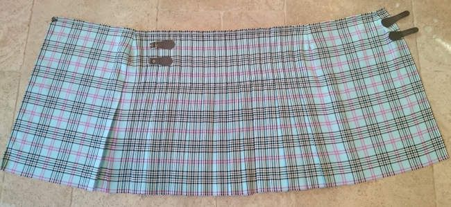 How To Make A Kilt Sew Whats New Kilt Pattern Sewing