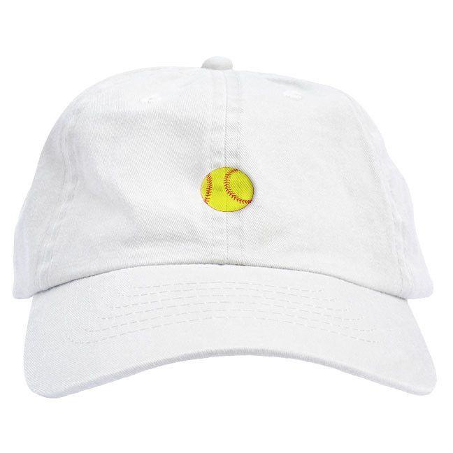 Softball Dad Hat  456dfdfa643