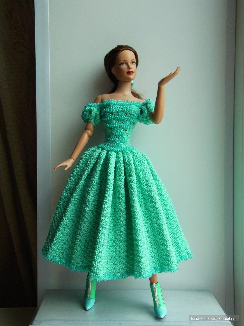 Олеся - вязание для кукол Тоннер, Барби / Ямоггу. Каталог ...