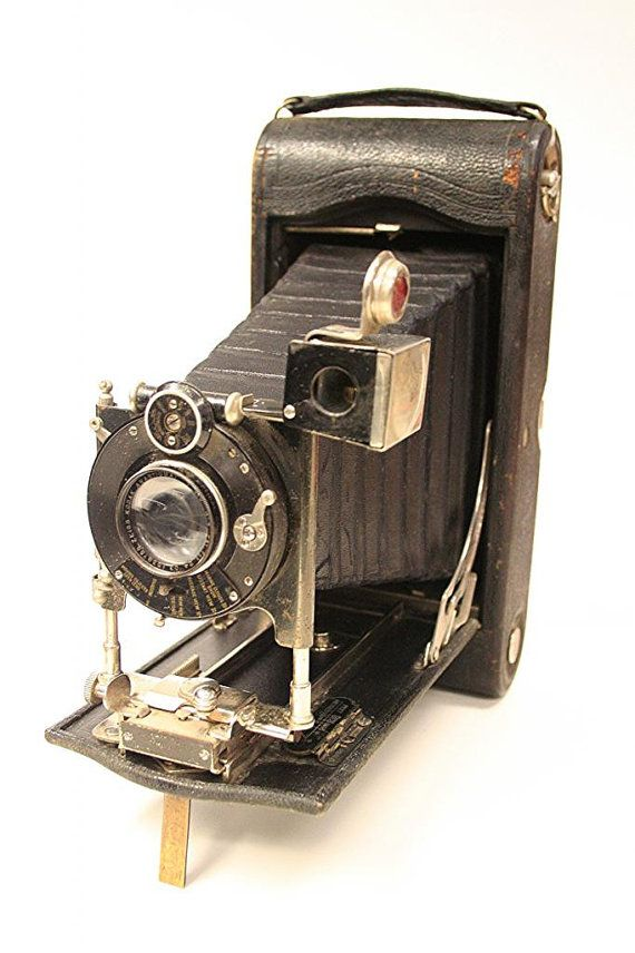 Antique No. 3A Special Autographic Kodak with Zeiss lens