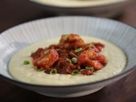 Shrimp and grits tia cory cook off tia mowry tia mowry at cooking channel recipes forumfinder Choice Image