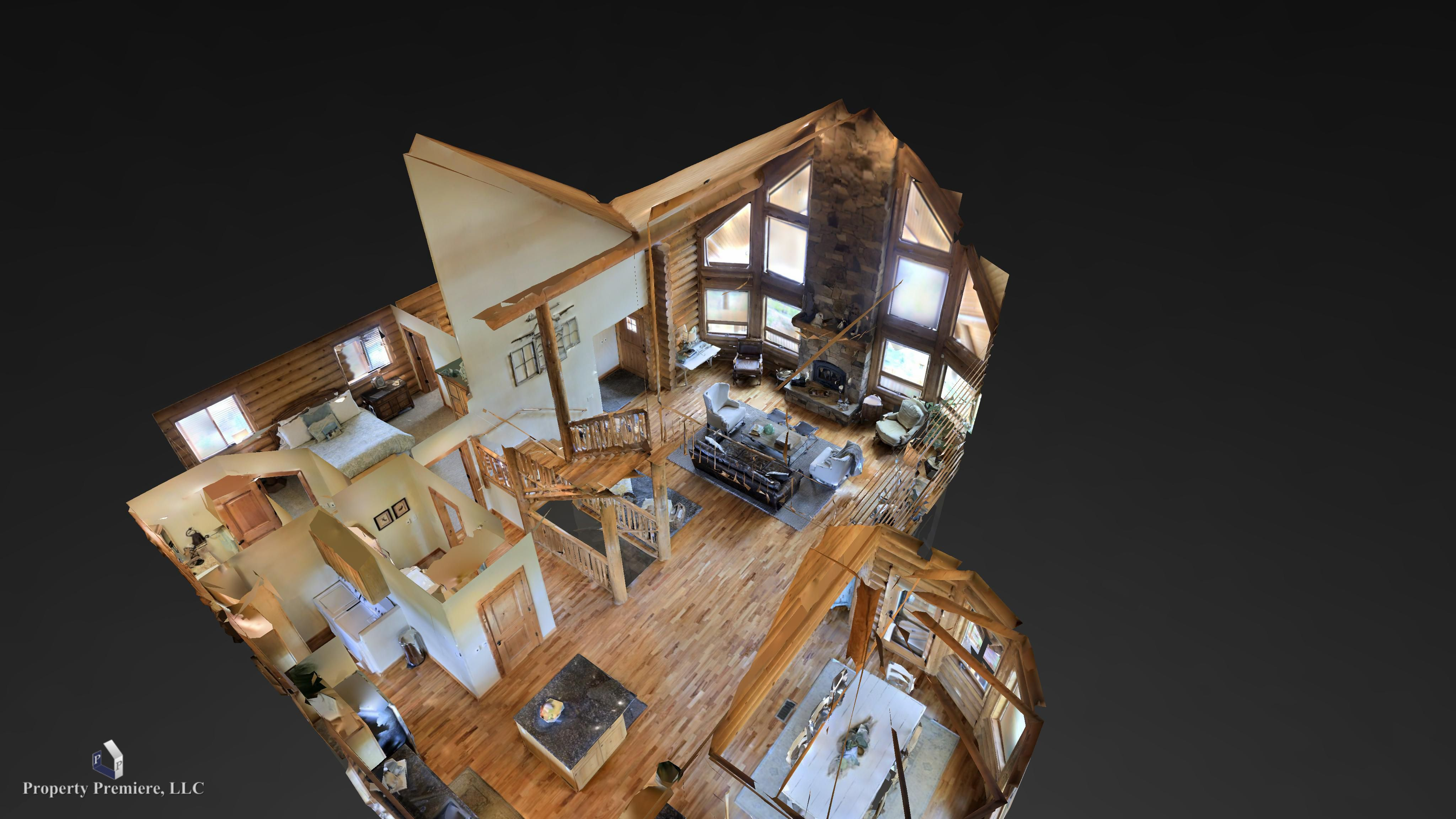 3D virtual tour of a listing in Pine Valley, Utah. Call ...