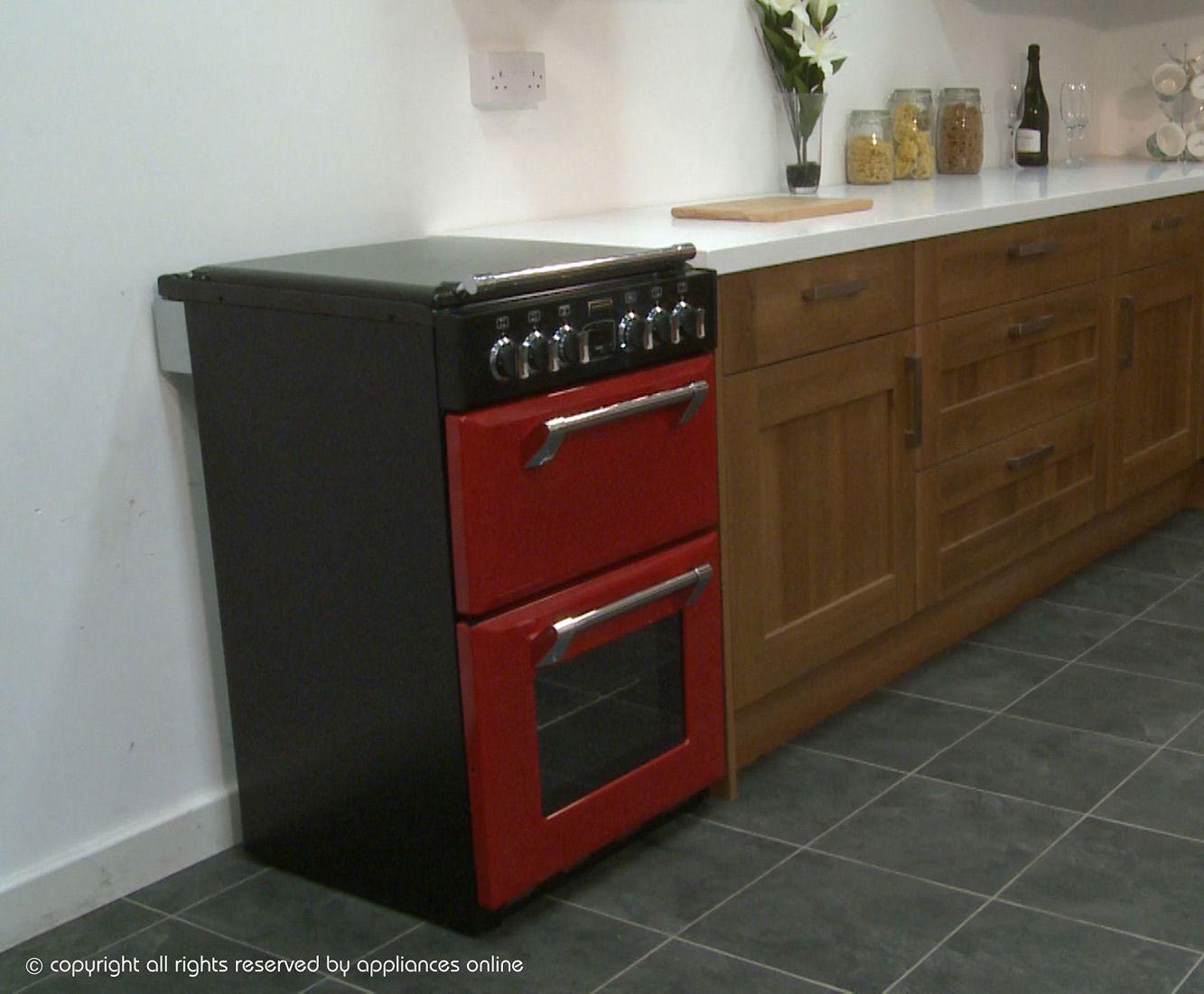 Stoves Mini Range RICHMOND550E Electric Cooker with Ceramic Hob ...