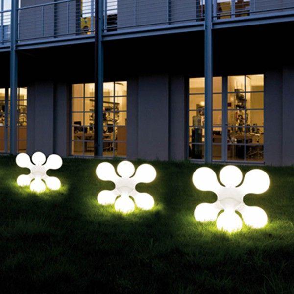 Lampe à Poser Atomium | Decoration de jardin, Nuit et Lampes