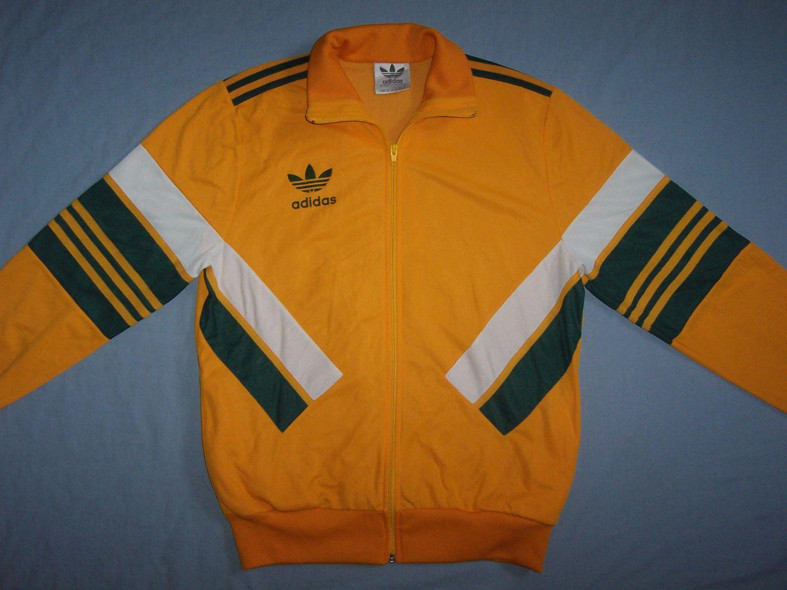 f9176bb96 Vintage 80 s Adidas Australia Jacket Mens Sz M australian jersey shirt  socceroos