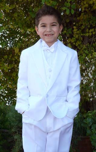 First Holy Communion suits