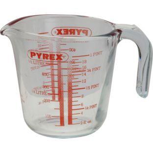 Buy Pyrex 0.5 Litre Glass Measuring Jug at Argos.co.uk - Your Online ...