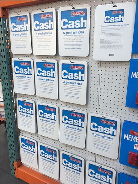 1 000 Costco Cash Gift On Sale Cash Gift Cash Gift Card Gifts