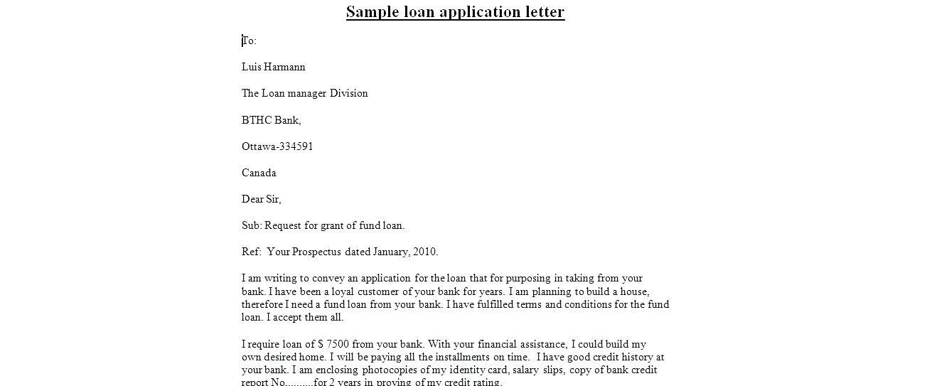 How to Write a Small Business Loan Request Letter That'll Impress a Lender