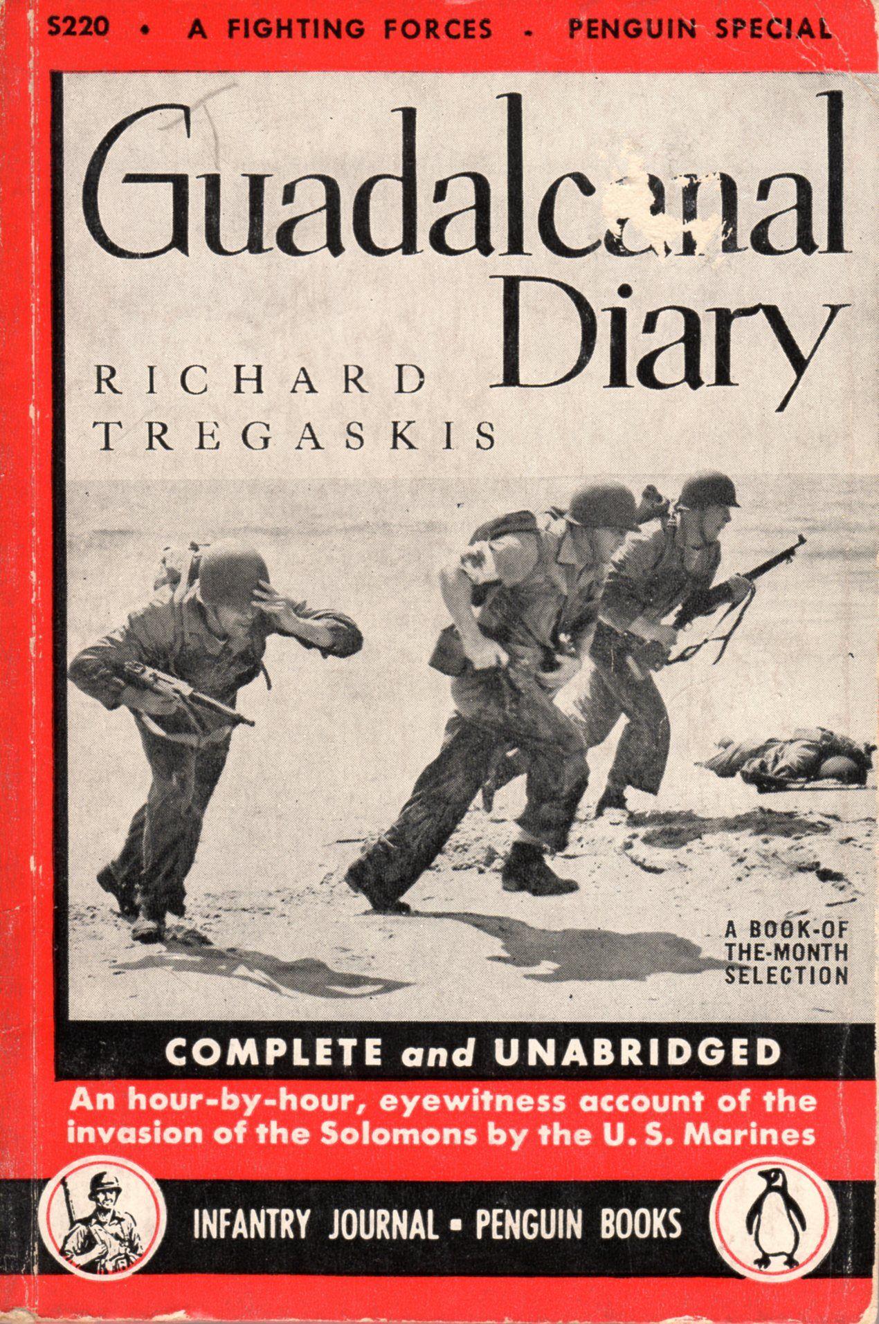 Guadalcanal diary richard tregaskis penguin books