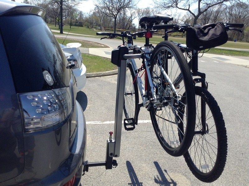 Yakima Doubledown Ace 4 Bike Carrier For 1 1 4 And 2 Hitches