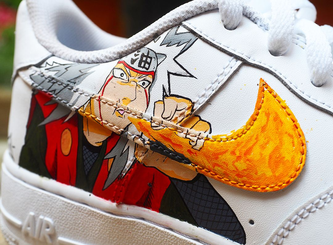 Behind the scenes by victorkaito anime canvas shoes