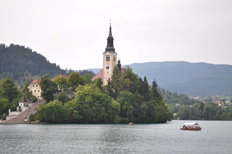 Island in Slovenia. Pupulandia | Trendi