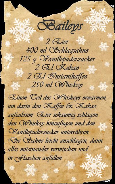 :köstliches aus der weihnachtsküche ... | einfallsReich #christmascocktails