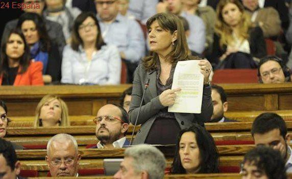 El PP pide a Forcadell neutralidad en un acto Òmnium Cultural que se celebrará en el Parlamento de Cataluña