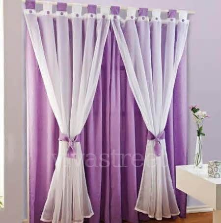 En Lila Lo Mas Bello Curtain Decor Curtains Cool Curtains
