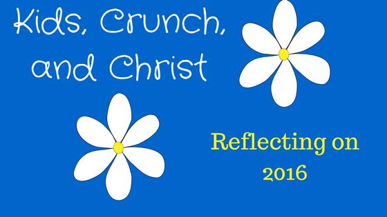 Reflecting on 2016