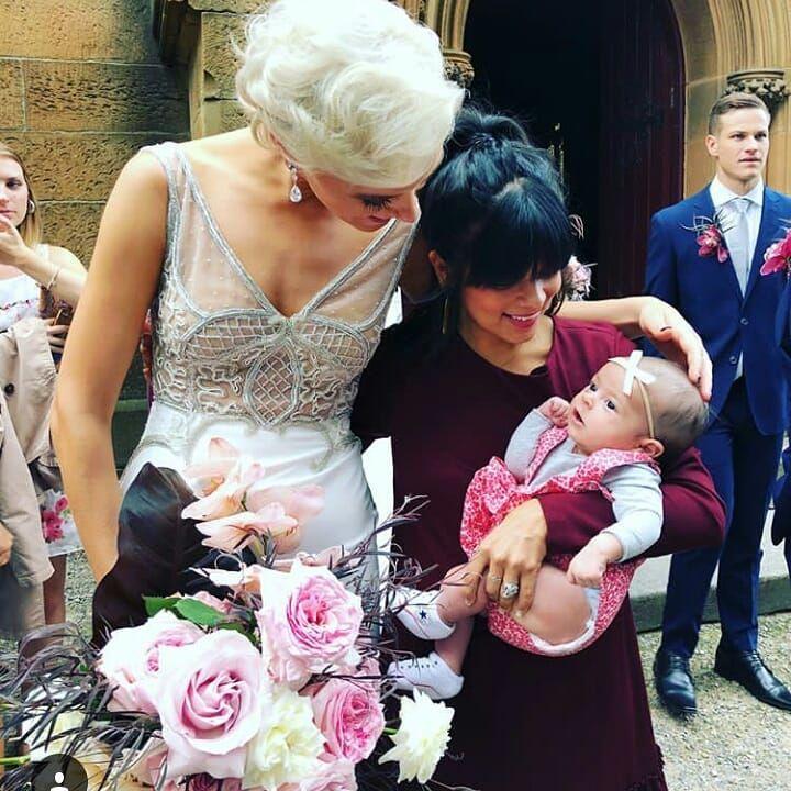 Lauren Daigle Wedding >> Taya Smith's Wedding to Ben Gaukrodger #tayasmith #