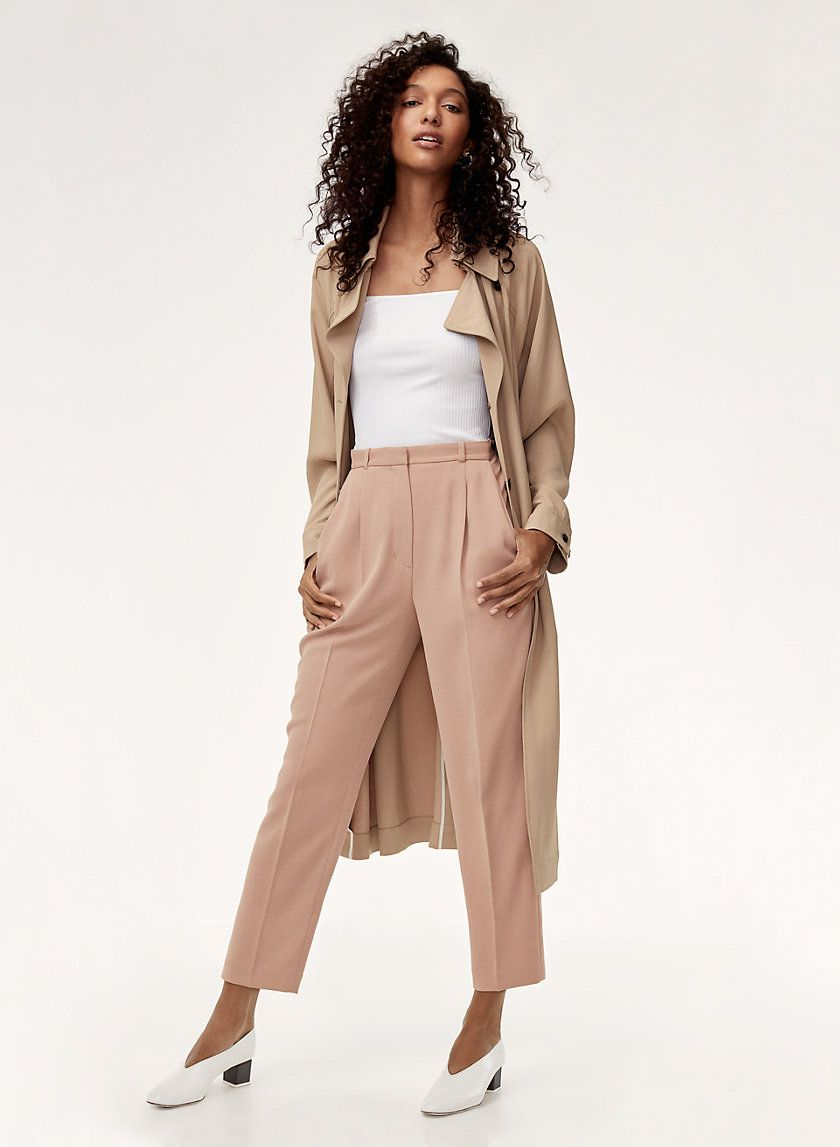 6db8560f2 Essie pant in 2019 | 2018 Fashion | Pants, Faux leather pants, Trousers