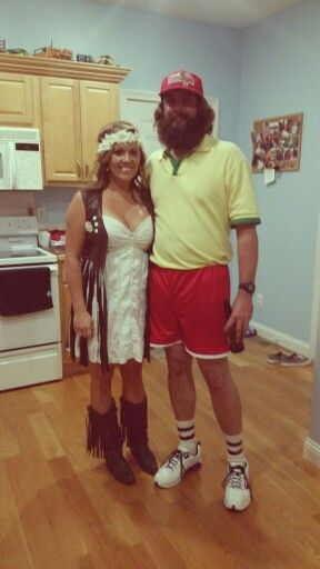 Forrest Gump  Jenny halloween costume jenny and forrest costume - ideas for halloween costumes