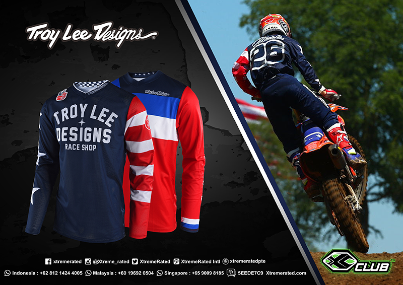 Download Troy Lee Design Motocross Jerseys Designed To Be Lightweight Rugged And Durable Tld Dirt Bike Jerseys Are Inspired Style Jersey Design Bike Jersey Mx Jersey