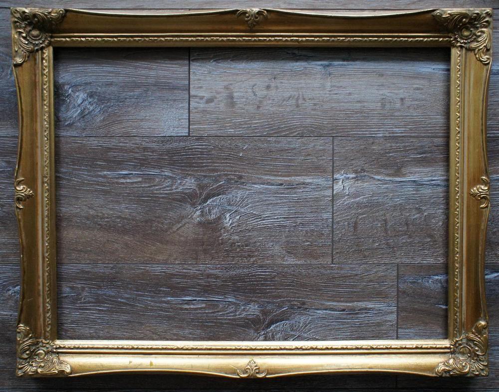 Details zu Bilderrahmen vergoldeter Rahmen klassisch prunk gips ...