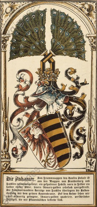 Wappen.  Coat of Arms