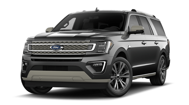 The 2020 Ford Expedition King Ranch Max Suv Offers 22 Inch Premium Wheels Luxurious Leather Seating And 360 Camera With Split View And Front Rear Washer Plus