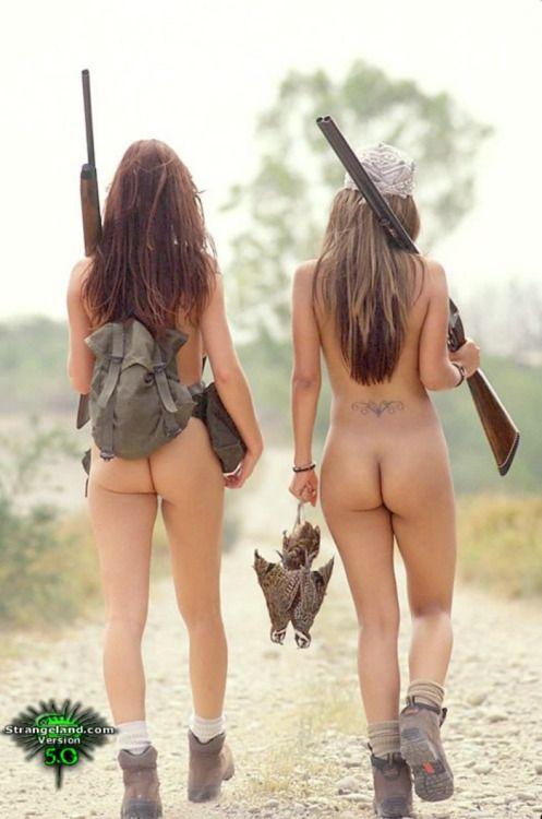 Naked hunting girls-1507