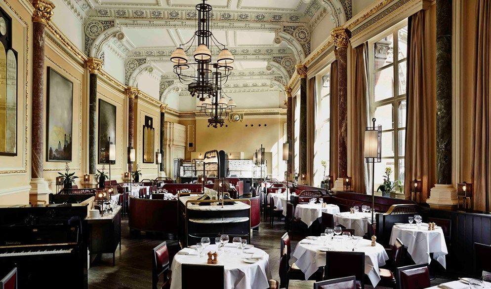 Gilbert Scott Restaurant: