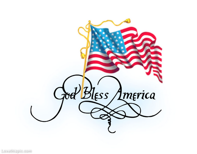 16+ God bless america 4th of july clipart ideas in 2021