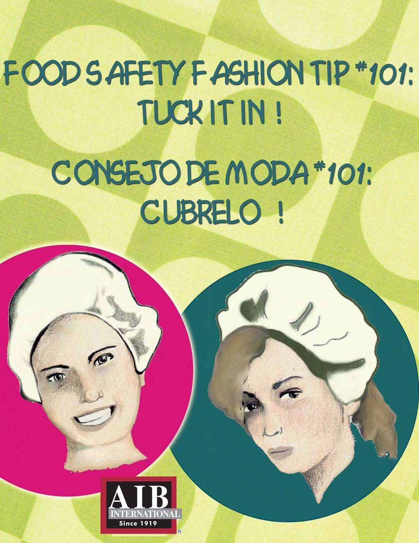 Hair Net Food safety, Hair nets